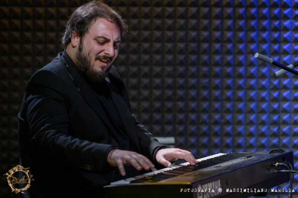 Pianista Jazz Busanca
