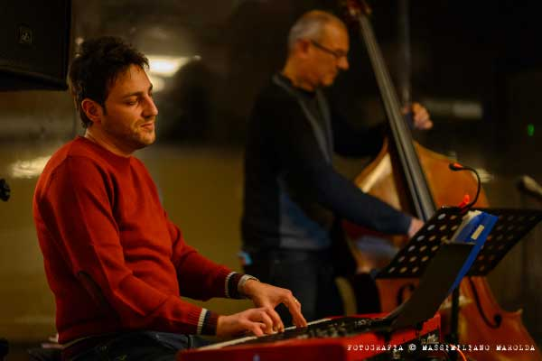 Pianista Jazz Salicone