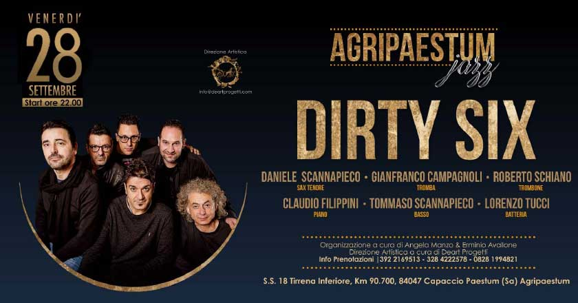 Dirty Six Agripaestum
